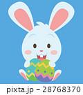 EASTER イースター 復活祭のイラスト 28768370