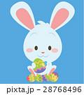 EASTER イースター 復活祭のイラスト 28768496