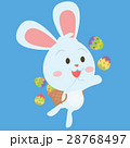 EASTER イースター 復活祭のイラスト 28768497