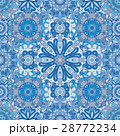 Seamless round pattern for printing on fabric or 28772234