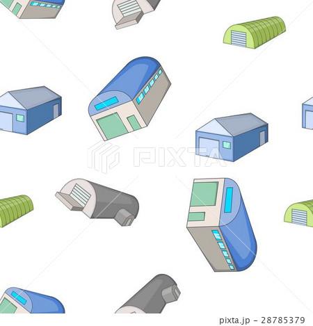 Storage pattern, cartoon styleのイラスト素材 [28785379] - PIXTA