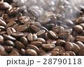 コーヒー 豆 熱いの写真 28790118