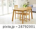 インテリア テーブル ダイニングテーブルの写真 28792001