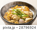 親子丼 丼物 和食の写真 28796924