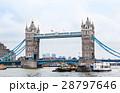 ロンドン タワーブリッジ 28797646