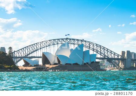 Sydney, Australia - December 8, 2016 : Sydney Oper 28801170