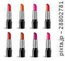 リップスティック ベクター 化粧のイラスト 28802781