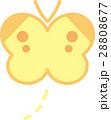 かわいいチョウチョ 生き物  28808677