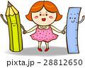 子供 教育 勉強のイラスト 28812650