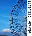 1月静岡 富士山 観覧車 28814155