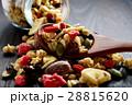 シリアル ドライフルーツ フルーツグラノーラの写真 28815620
