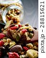 シリアル ドライフルーツ フルーツグラノーラの写真 28815621