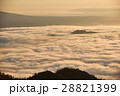 雲海 朝焼け 屈斜路湖の写真 28821399