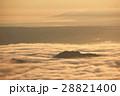 雲海 朝焼け 屈斜路湖の写真 28821400