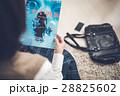 フライヤー 高校生 女子高生の写真 28825602