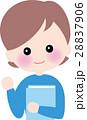 資格 勉強 笑顔の女性 28837906