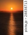 日の出 朝日 夜明けの写真 28838713
