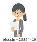 女性 人物 ベクターのイラスト 28844419
