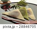 和菓子 八つ橋 京菓子の写真 28846705