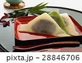 和菓子 八つ橋 京菓子の写真 28846706