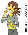 花粉症 風邪 予防のイラスト 28851420