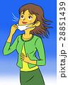 花粉症 風邪 予防のイラスト 28851439