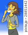 花粉症 風邪 予防のイラスト 28851442