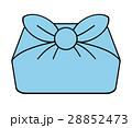 風呂敷包み 28852473