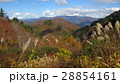 秋 紅葉 山の写真 28854161