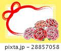 カーネーションカード(イエロー)2 28857058