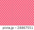 矢絣 背景 和柄のイラスト 28867551