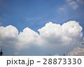 青空 青い空 ブルースカイの写真 28873330