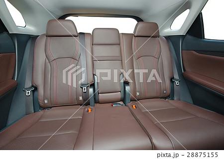 Car Interior Backseats 28875155