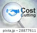 ビジネス 職業 手のイラスト 28877611