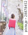 小学生 女の子 入学の写真 28878452