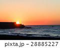 黃昏的海岸 28885227