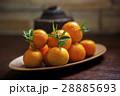 オレンジ色 オレンジ 橙の写真 28885693