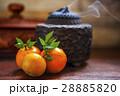 オレンジ色 オレンジ 橙の写真 28885820
