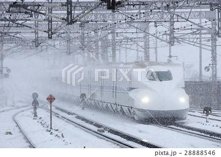 東海道新幹線N700系 米原 スプリンクラー 28888546