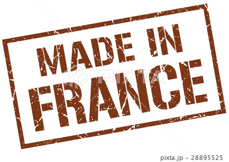 Made in france stamp 28895525 pixta for Bouilloire made in france