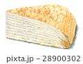 ミルクレープ 28900302