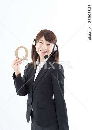 コールセンターイメージ 28903388