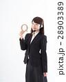 女性 コールセンター お客様センターの写真 28903389