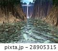 滝と渓谷 28905315
