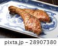 塩鮭 焼き魚 28907380