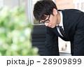 ビジネスマン ビジネスシーン サラリーマンの写真 28909899