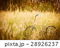 Bicycle in Summer grass field 28926237