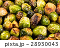 Fried brussels sprouts 28930043