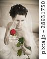 ポートレート 新婦 花嫁の写真 28931750