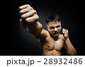 ファイター 男性 ボクシングの写真 28932486